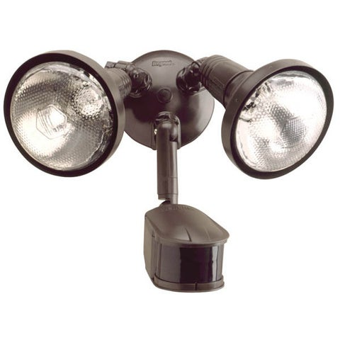 All Pro MS245R Two Light 240º Security Floodlight