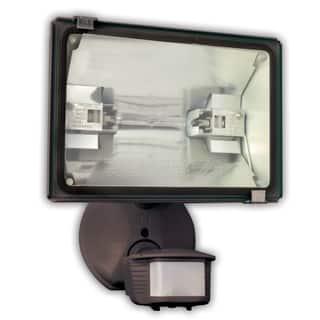 Designers Edge L6009BR 500 Watt Bronze 180° Single Head Security Flood Light|https://ak1.ostkcdn.com/images/products/11766803/P18680335.jpg?impolicy=medium