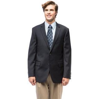 Link to Men's Navy Blue Wool Blazer Similar Items in Sportcoats & Blazers