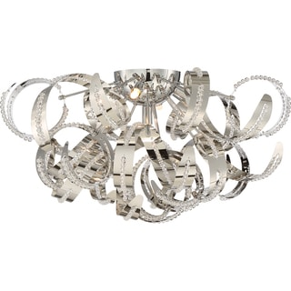 Quoizel Platinum Collection Ribbons Extra Large Flush Mount