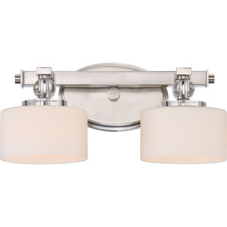 Quoizel Downtown Bath Fixture with 2 Lights