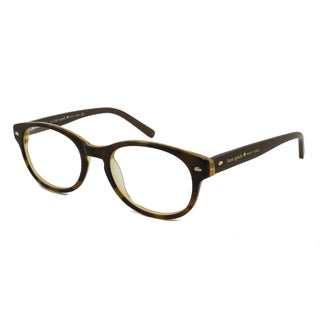 Kate Spade Women's Fallon Oval Optical Frames