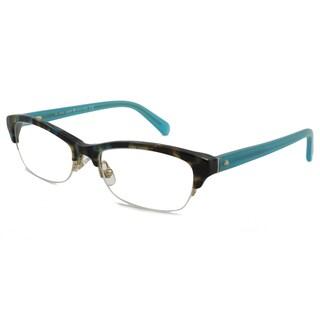 Kate Spade Women's Marika Cat-Eye Optical Frames