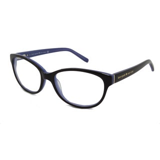 Kate Spade Women's Josette Purdy Oval Optical Frames