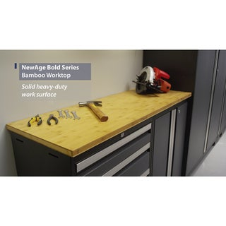 Newage Products Bold Series 48-inch Worktop