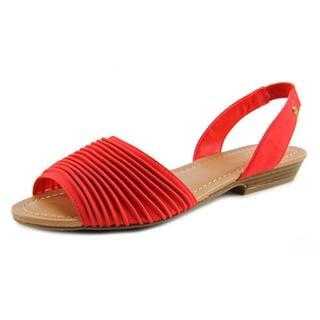 GH Bass and Co Women's 'Cadence' Nubuck Sandals