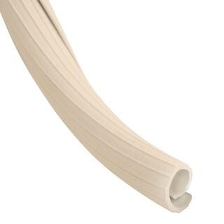 Q Knot UTW-FCW12-WH 12' White Expandable Flexible Cable Wrap
