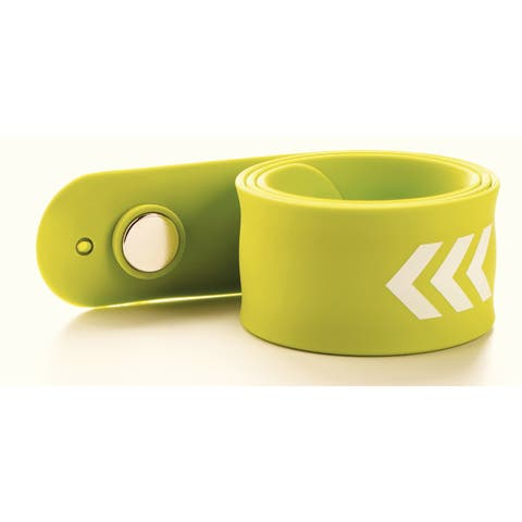 """Q Knot UTW-SW01-GN 20"""" Green Speedy Magnetic Cable Wrap"""