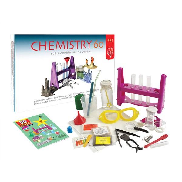 Elenco Chemistry 60 Science Kit