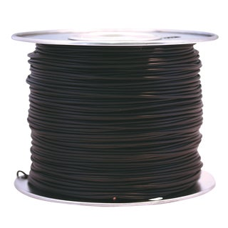 Southwire 55667123 100' X 14 Gauge Black GPT Primary Wire Cable Principal