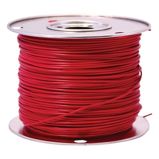 Southwire 55671523 100' X 12 Gauge Red GPT Primary Wire Cable Principal