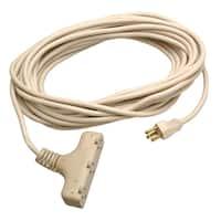 Coleman Cable 02357 16/3 40' Tri-Source  SJTW Landscape Entention Cord