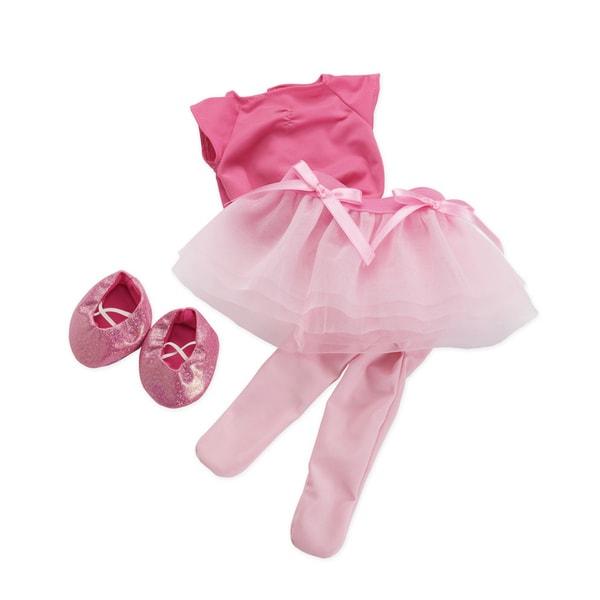 Manhattan Toy Baby Stella Tiptoe Ballet Tutu 15-inch Baby Doll Outfit