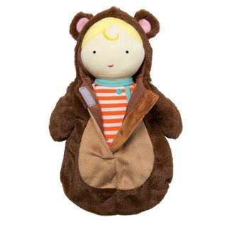 Manhattan Toy Snuggle Baby Bear