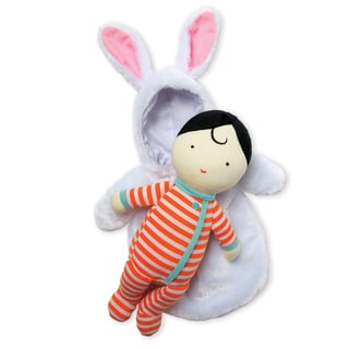 Manhattan Toy Snuggle Baby Bunny Fabric 15-Inch Doll