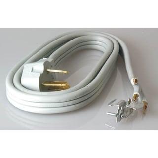 Coleman Cable 09016 6' Grey Range Cord