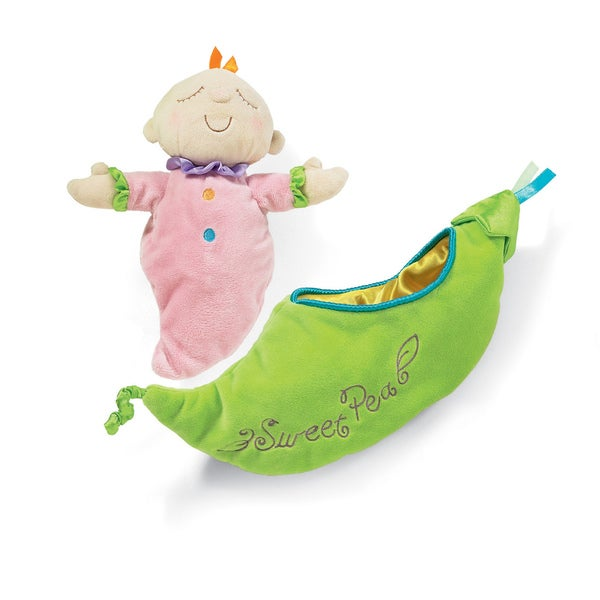 Manhattan Toy Snuggle Pods - Sweet Pea Baby Doll