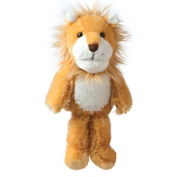 Manhattan Toy Paw-rrifics Lion Hand Puppet