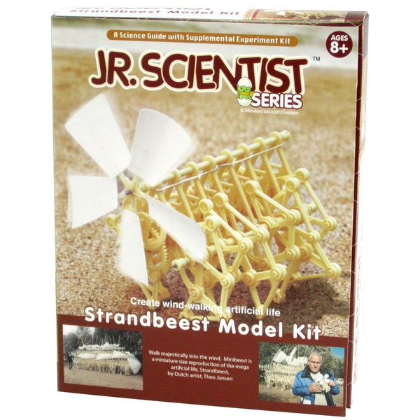 EDU-Toys Jr. Scientist Strandbeest Model Kit