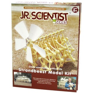 EDU-Toys Jr. Scientist Strandbeest Model Kit
