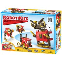 Robotikits EM4 Educational Motorized Robot Kit