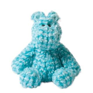 Manhattan Toy Adorables Mason Hippo Plush Toy