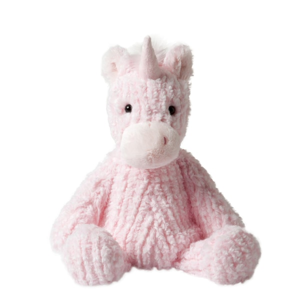 Manhattan Toy Adorables Petals Unicorn Plush Toy