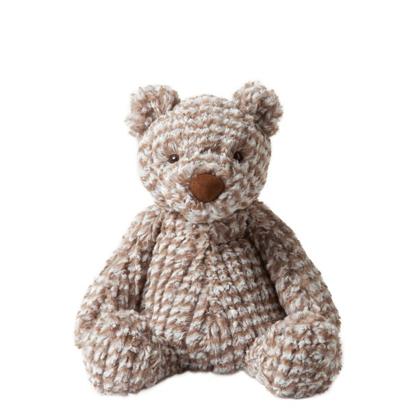 Manhattan Toy Adorables Rowan Bear Plush Toy