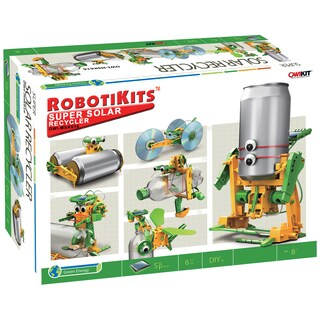 OWI RobotiKits Super Solar Recycler