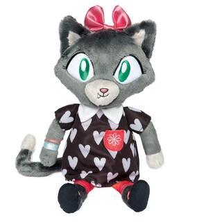 Manhattan Toy Alley Cat Club Purrrl 14-inch Plush Toy