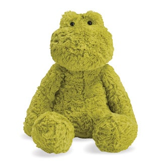 Manhattan Toy Delightfuls Ferris Frog Plush Toy