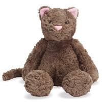 Manhattan Toy Delightfuls Carly Cat Plush Toy