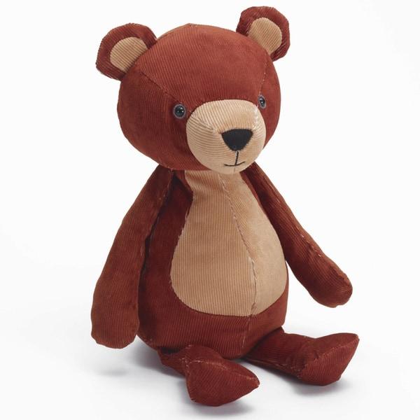 Manhattan Toy Folksy Foresters Bear Plush Toy