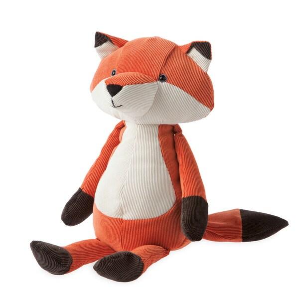 Manhattan Toy Folksy Foresters Fox Plush Toy