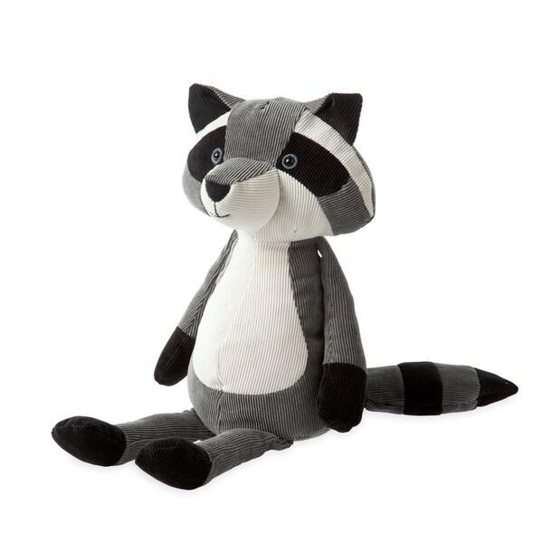 Manhattan Toy Folksy Foresters - Raccoon Plush Toy