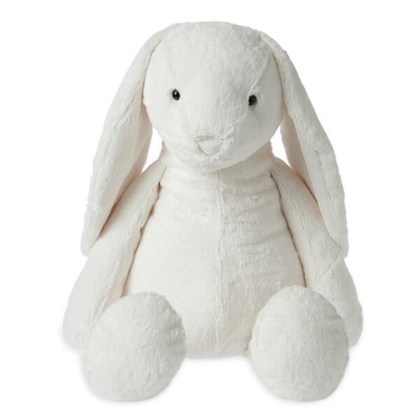Manhattan Toy Lovelies Riley Rabbit 22-inch Jumbo Plush Toy