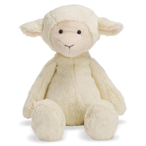 Manhattan Toy Lovelies Lindy Lamb Plush Toy