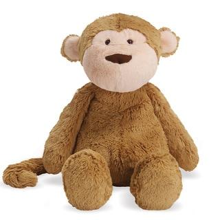 Manhattan Toy Lovelies Mocha Monkey Plush Toy