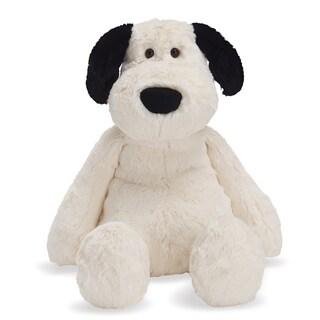 Manhattan Toy Lovelies Payton Puppy White 10-Inch Plush Toy