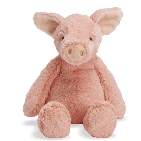 Manhattan Toy Lovelies - Piper Pig Plush Toy