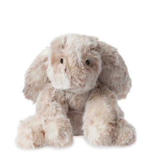 Manhattan Toy Luxe Aspen Bunny 9-inch Plush Toy