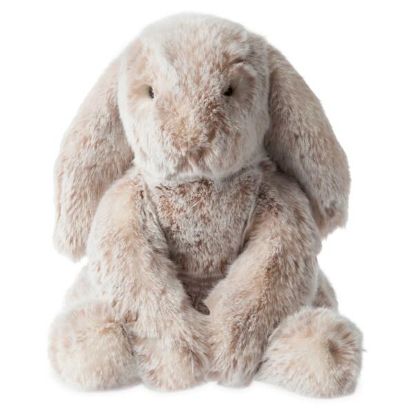 Manhattan Toy Luxe - Aspen Bunny 13-inch Plush Toy