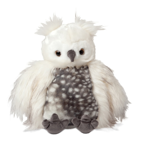 Manhattan Toy Luxe - Luna Owl 11-inch Plush Toy