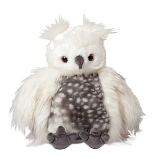 Manhattan Toy Luxe - Luna Owl 11-inch Plush Toy