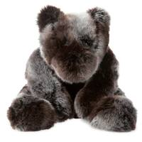 Manhattan Toy Luxe Sable Bear 13-inch Plush Toy