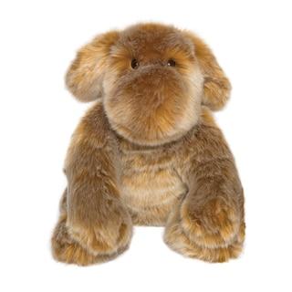 Manhattan Toy Luxe - Saffron Dog 13-inch Plush Toy