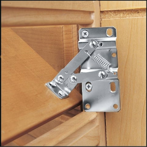 Rev-A-Shelf Seriesone Hinges for Tip-Out Trays Under 16-inch Chrome