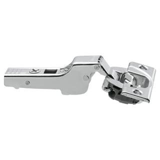 Rok Hardware Blum (Pack of 10) 110 Degree Blumotion Half Crank Clip Top Screw-On Self Closing Soft Close Cabinet Hinge