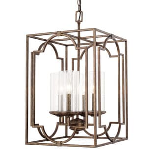 Capital Lighting Avanti Collection 4-light Rustic Foyer Fixture