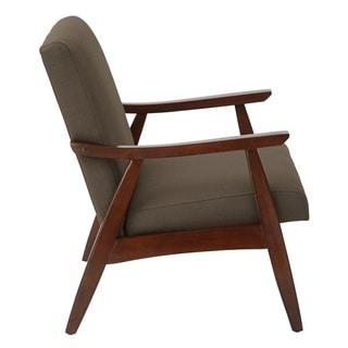 Ave Six Mid Century Davis Arm Chair
